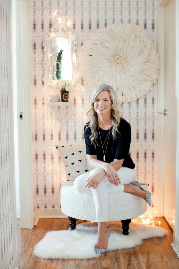Holiday Home Tour Stephanie Vogler Of The Cross Décor Design Delectable The Cross Decor Design