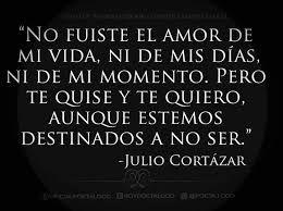 Resultado De Imagen Para Frases De Amor De Julio Cortazar Rayuela