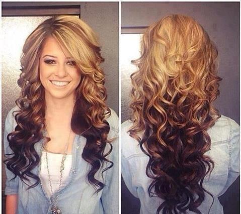 I Love Big Texas Hair Reverse Ombre Hair Hair Styles Ombre Hair Color