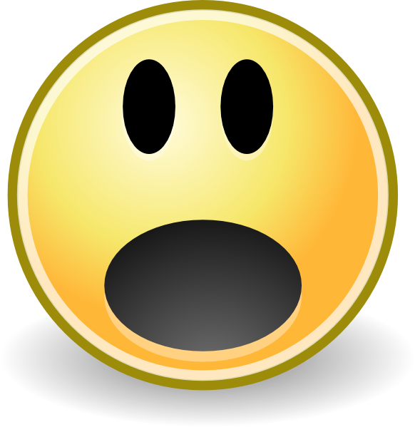 How To Increase Your Internet Sales Now Scared Face Clip Art Cartoon Smiley Face