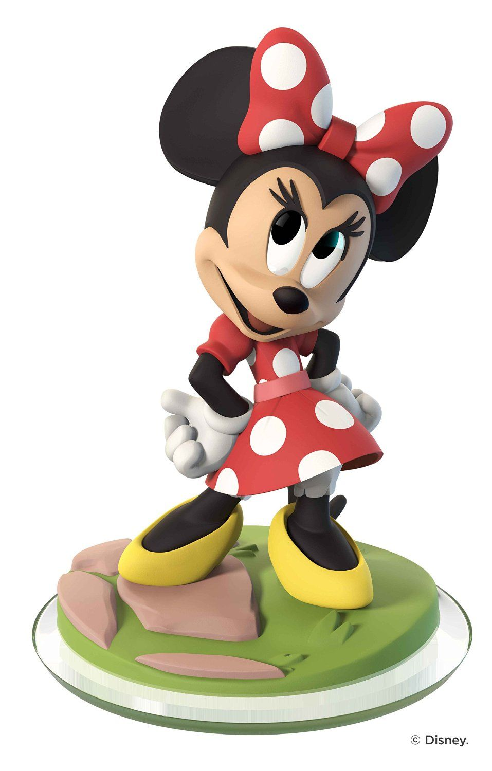 Disney Infinity 3 0 Figure Minnie Mouse Wave 1 Toy Box Only Sold Separately Disney Infinity Characters Disney Infinity Disney Infinity Figures