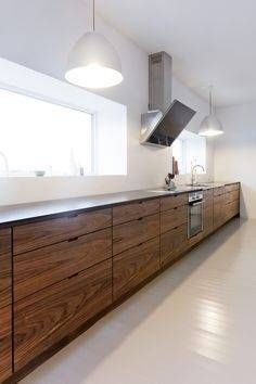 Kitchen Cabinets Without Handles (With images) | Kitchen ...