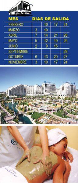#Oferton : Una semana completamente planificada para disfrutar en Marina d'Or y alrededores. ¡Buscad vuestra zona en la web y os sorprenderéis con el precio!