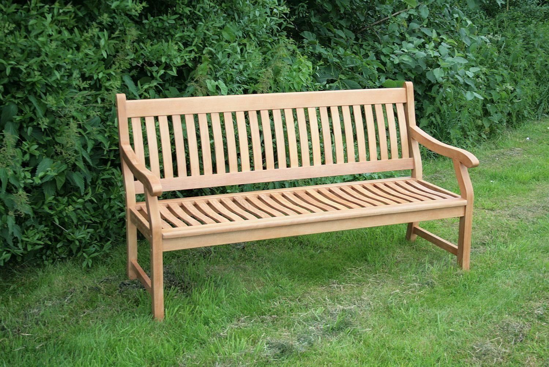 Gartenbank Holz 3 Sitzer Mit Gravur Massive Gartenbank Holz Gartenbank Bank