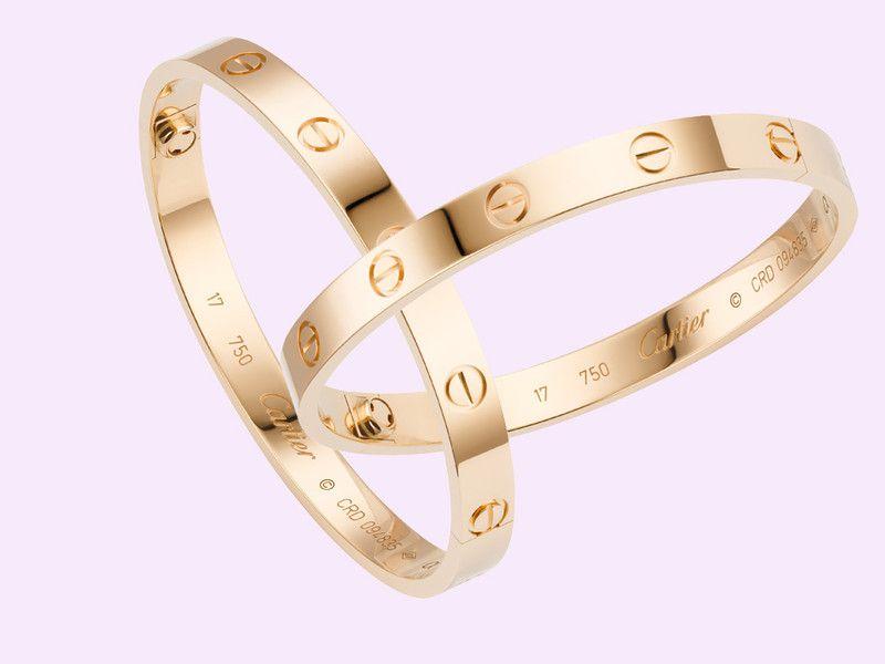 39d02fcd8e4 Das LOVE Bracelet von Cartier  Die schönste Alternative zum Verlobungsring!