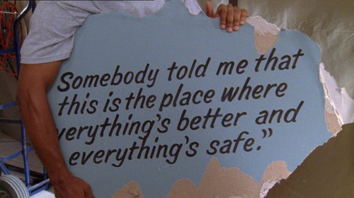 One Tree Hill quote. I'm going to miss that show ):