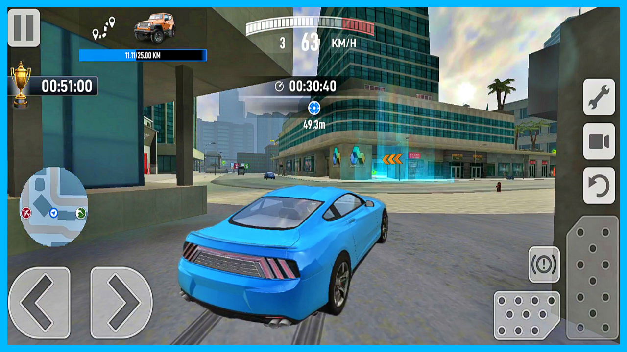 Extreme Car Driving Simulator 2 New Update 2 New Cars Unlocked Gameplay Android Ios Car Simulation Driving