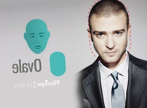 25+ Homme coiffure visage des idees
