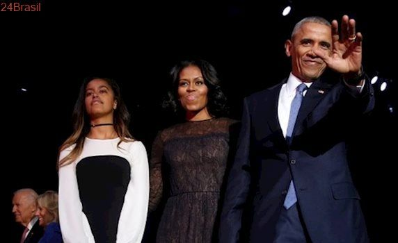 """""""Yes, we can"""": Emocionado, Obama pede união pela democracia em seu discurso de despedida"""