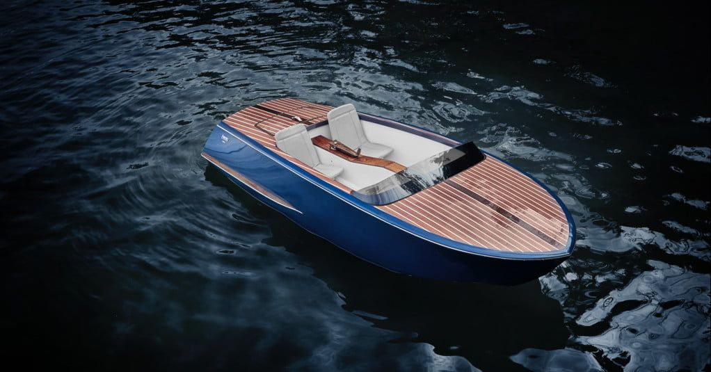 Is This The Fanciest And Most Expensive Pedal Boat Ever Vroom