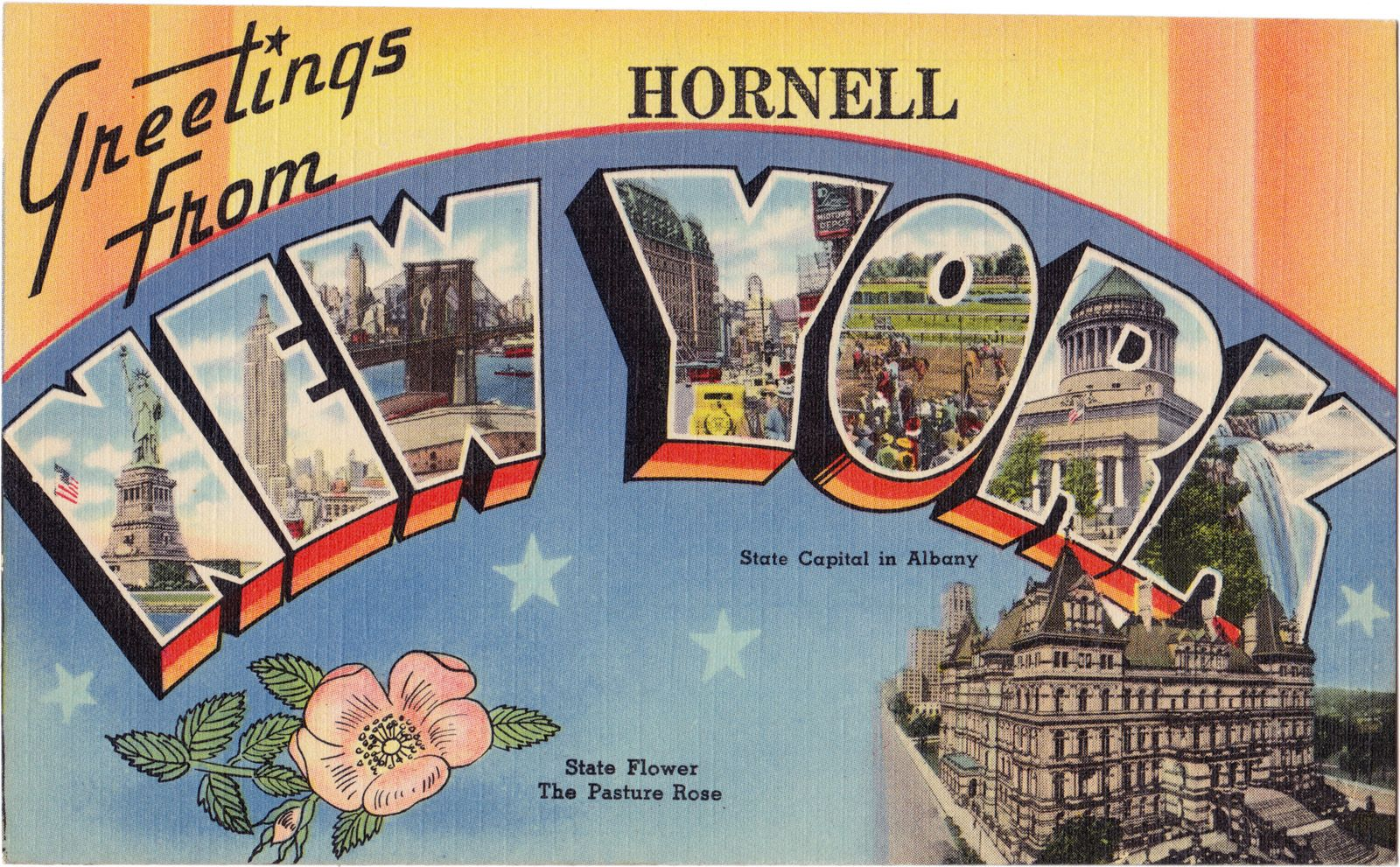 New york greetings from pinterest road trips find this pin and more on greetings from by scarletsarcasm this hornell new york kristyandbryce Images
