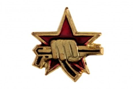 Tiny Lapel Pin Badge Russian Spetsnaz The Emblem Stands For The