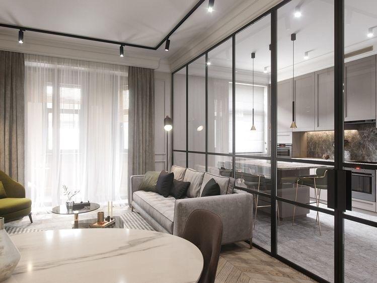The K 울산 가벽 파티션 인테리어 공간의 분리와 변화를 한번에 네이버 블로그 아파트 디자인 인테리어 거실 디자인