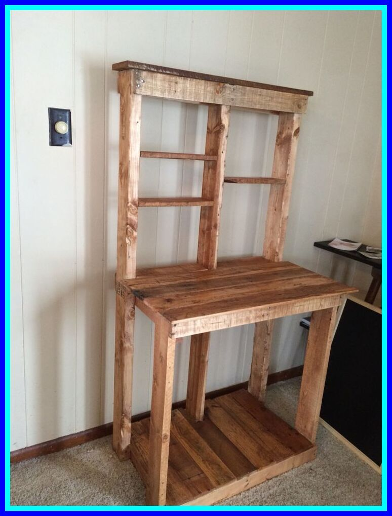 55 reference of rack rustico bakers rack in 2020 pallet