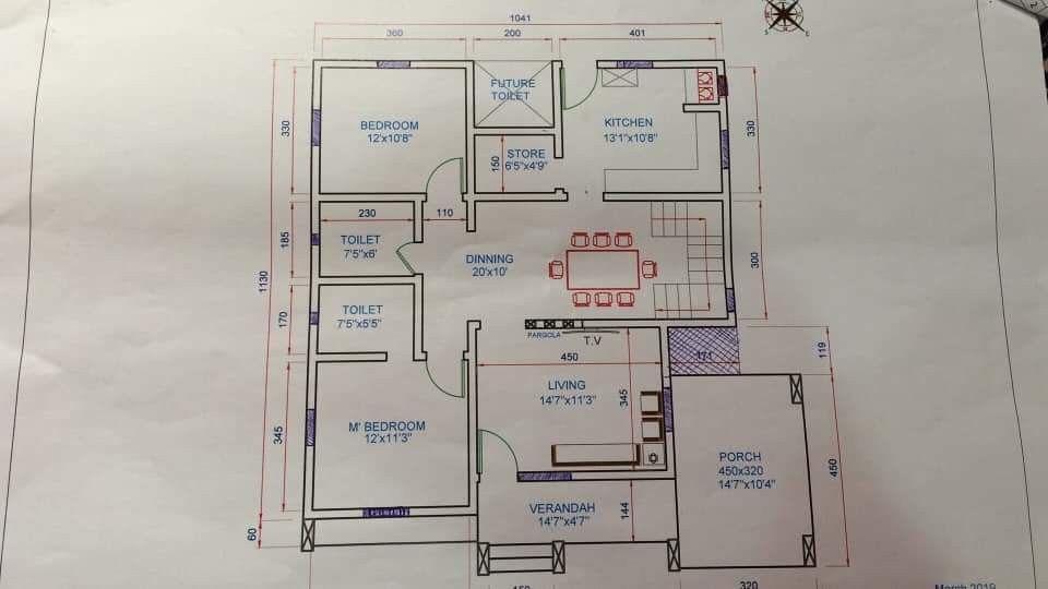Pin By Fenet Chuluke On Home Plans Narrow House Plans Indian House Plans Best House Plans