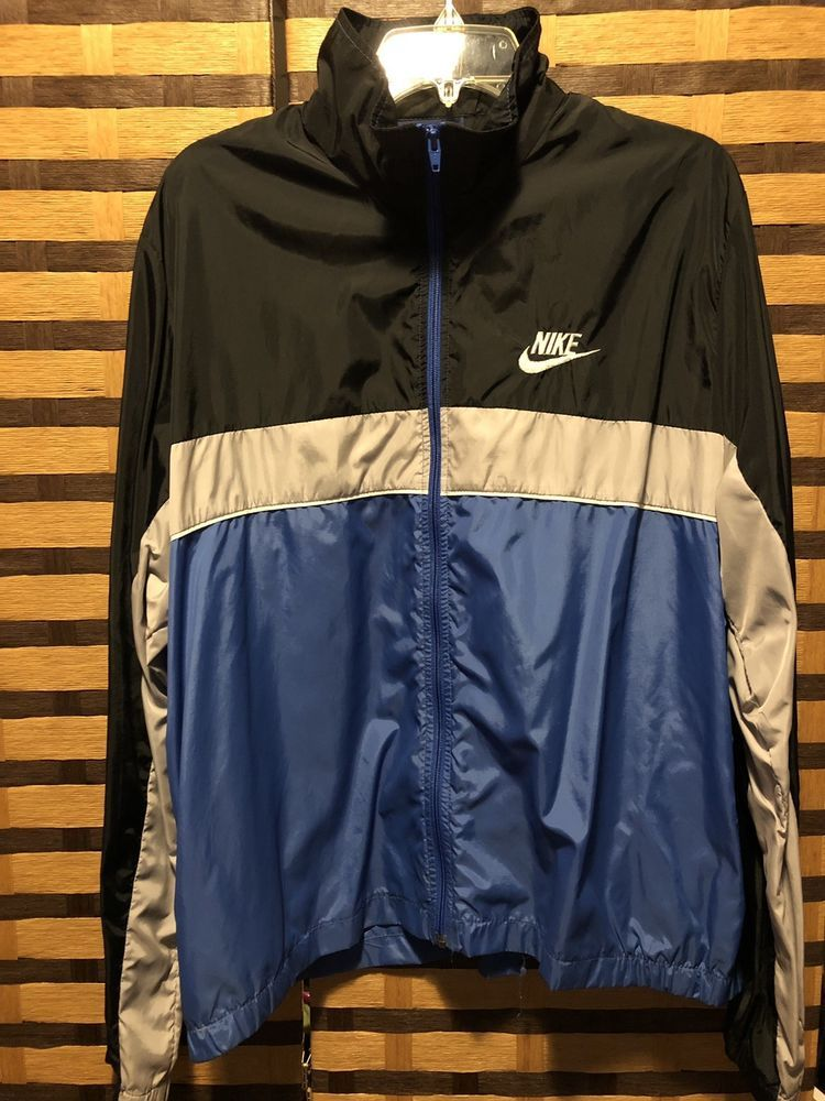 2e891d90472f vintage nike windbreaker size large  fashion  clothing  shoes  accessories   mensclothing