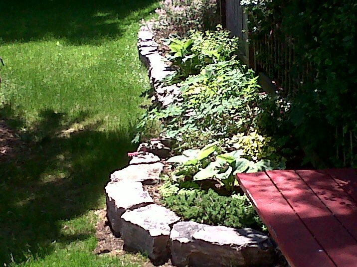 Natural Stone Landscaping Stone Landscaping Outdoor 400 x 300
