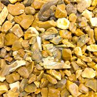 Golden Gravel 20mm Golden Gravel Gravel Decorative Gravel