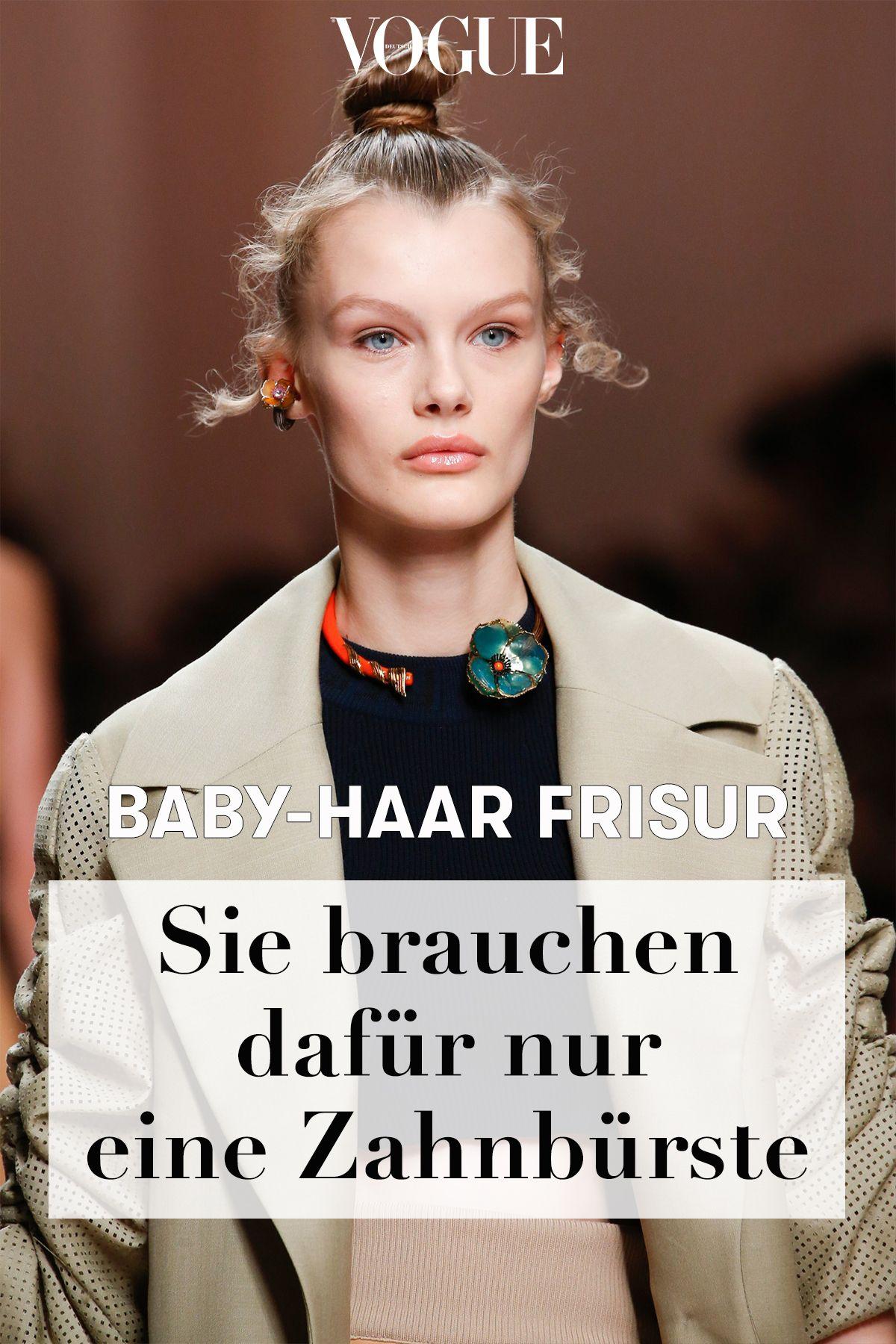 Baby Hair Ist Nun Zart Wie Die Ersten Fruhlingsknospen Babyhaare Haarbursten Perfekt Blond