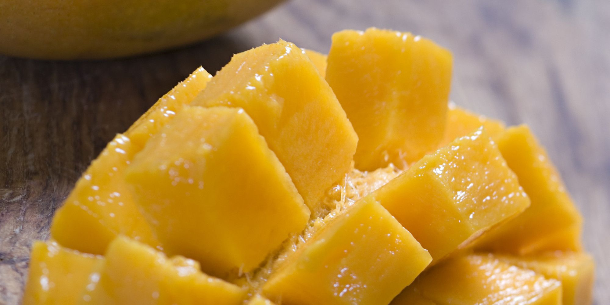 Once And For All, The Best Way To Cut A Mango