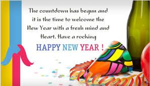 happy new year greetings for family and friends