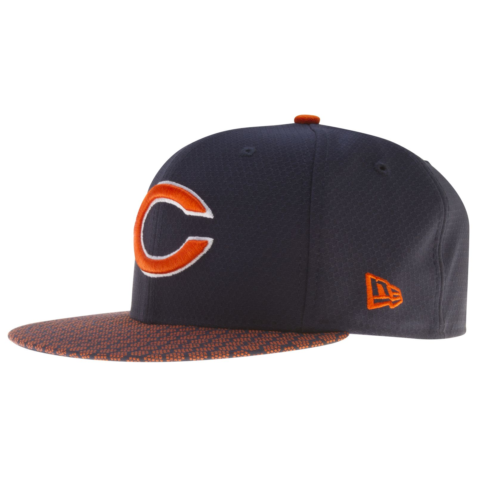 Chicago Bears 2017 Sideline Official Low Profile 59FIFTY Fitted Hat by New  Era  Chicago  ChicagoBears  Bears e92d9277380