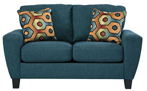 Ashley Furniture Signature Design Sagen Loveseat Sofa