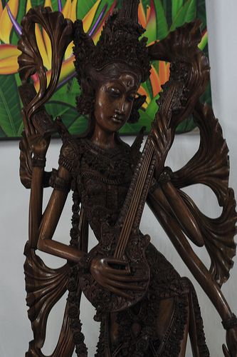 Wood Carving & Sculpture, Bali | Flickr - Photo Sharing!