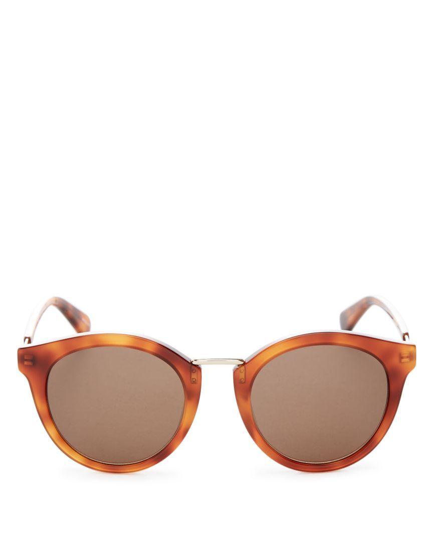 3a5fc28ef3 kate spade new york Women s Joylyn Round Sunglasses