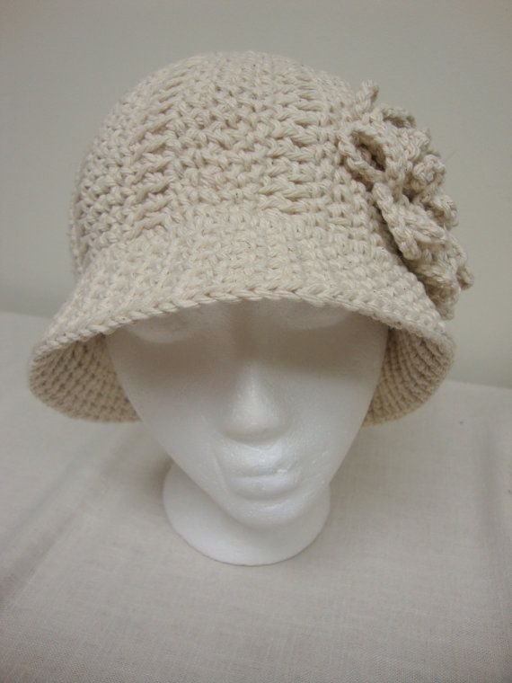 Natural Cotton Sun Hat, great for Cancer Patients going through ...