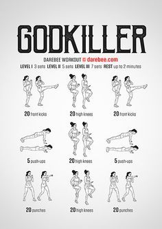 darebee workouts  darebee full body weight workout