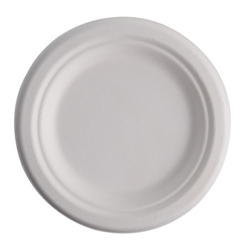 Eco Friendly Biodegradable Sugarcane Plates Bagasse Disposable Paper Plate Buy Plate Bagasse Plate Custom Printe Biodegradable Products Plates Plastic Plates