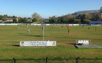 Calcio Eccellenza Pineto-Renato Curi Angolana 3-2