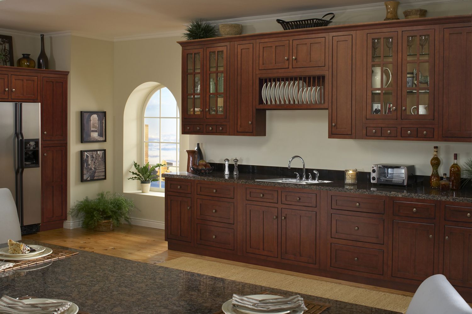 The Grand Haven Kitchen Collection From Sunnywood See More At Www Sunnywood Biz Kitchen Cabinets Cover Rona Kitchen Cabinets Kitchen Cabinets