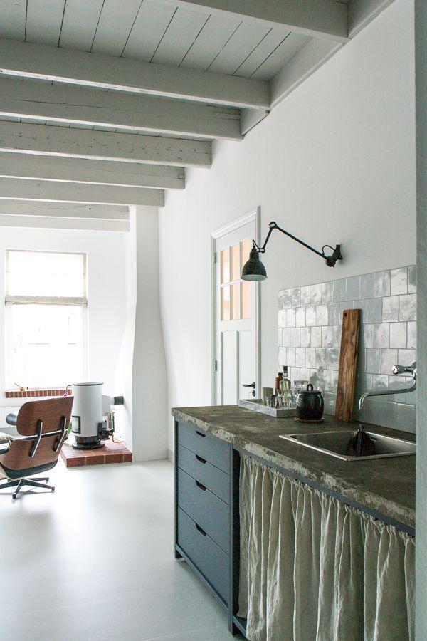 The fabulous studio of an interior designer (my scandinavian home ...