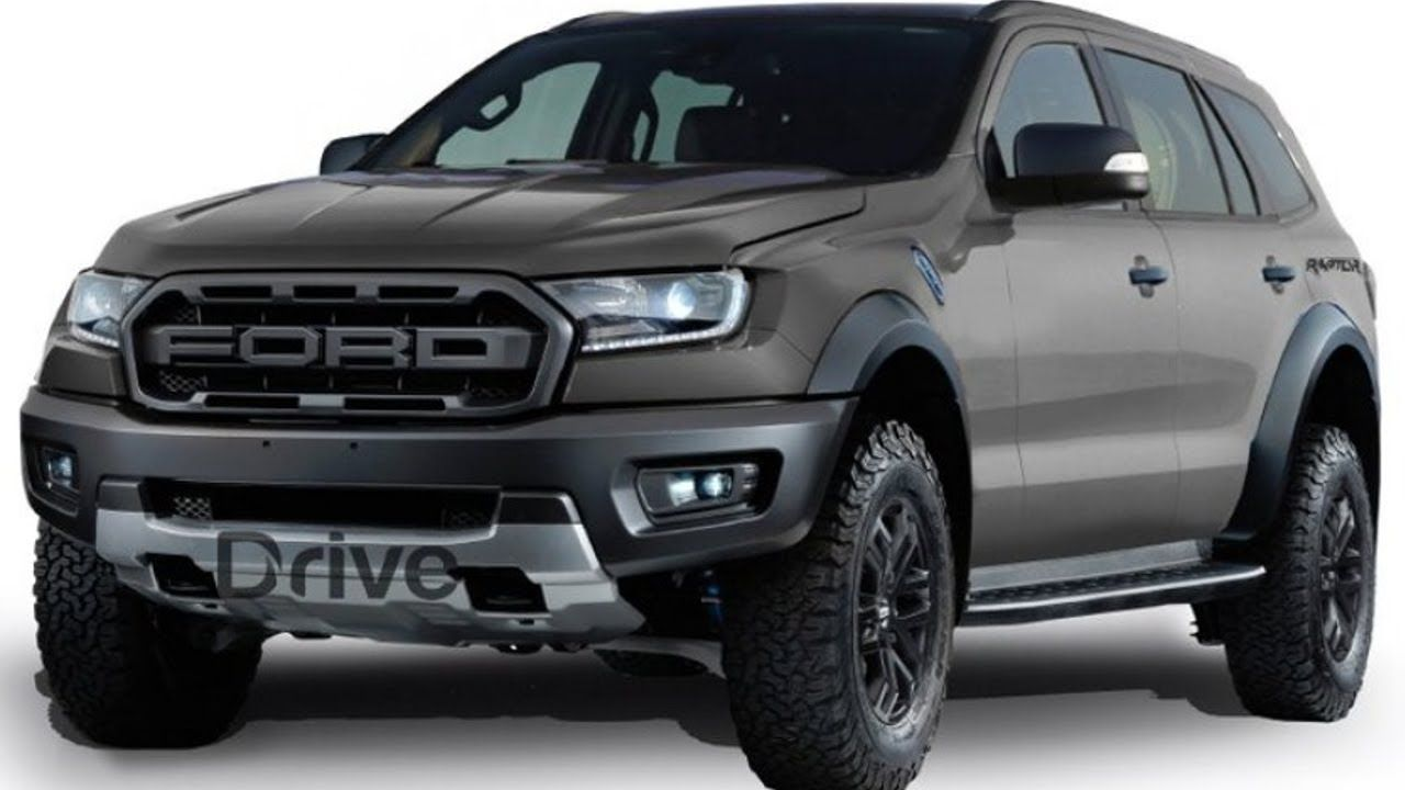 2020 Ford Everest Cakhd Cakhd Ford Ranger Modified Ford