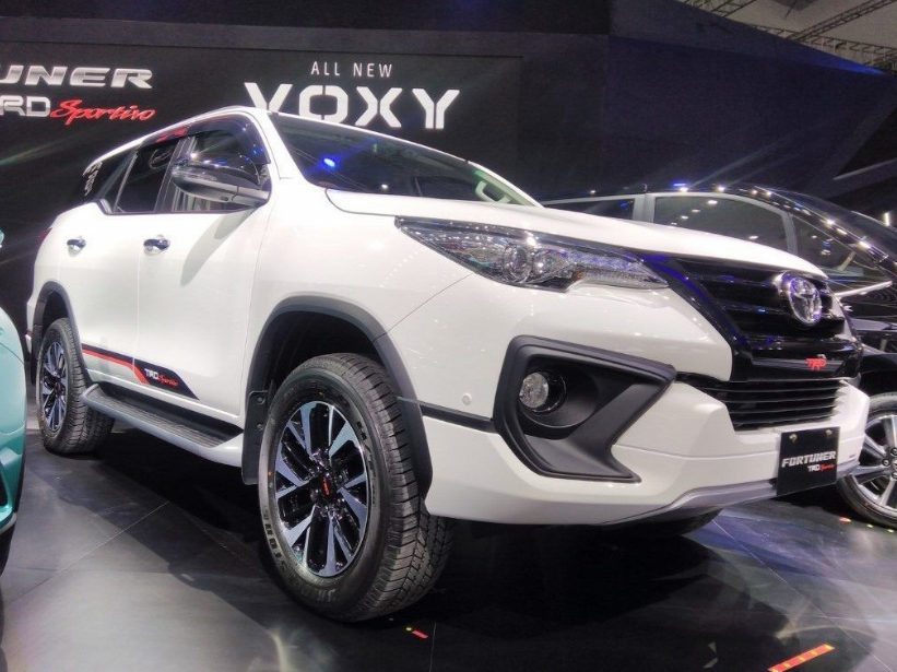 2020 Toyota Fortuner Model Toyota New Cars Suv Models