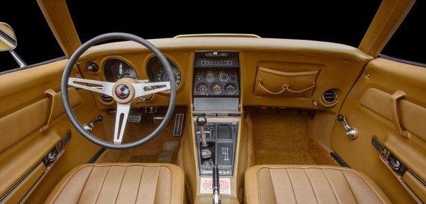 Monterey Spotlight 2015 Rick Cole Auction: 1969 Corvette L88. Lowest Mileage 'Vette In Existence.   Blog - MCG Social™   MyClassicGarage™