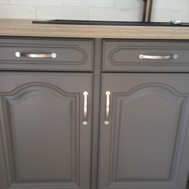 Changer ses portes de cuisine avec bouton de porte cuisine - Relooker ses meubles de cuisine ...