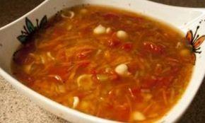 On dit d'elle que c'est la MEILLEURE soupe aux légumes au MONDE!