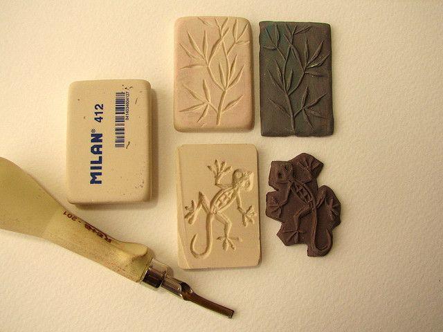 Caja y marco de arcilla polimérica   Pinterest   Arcilla, Cajas y ...