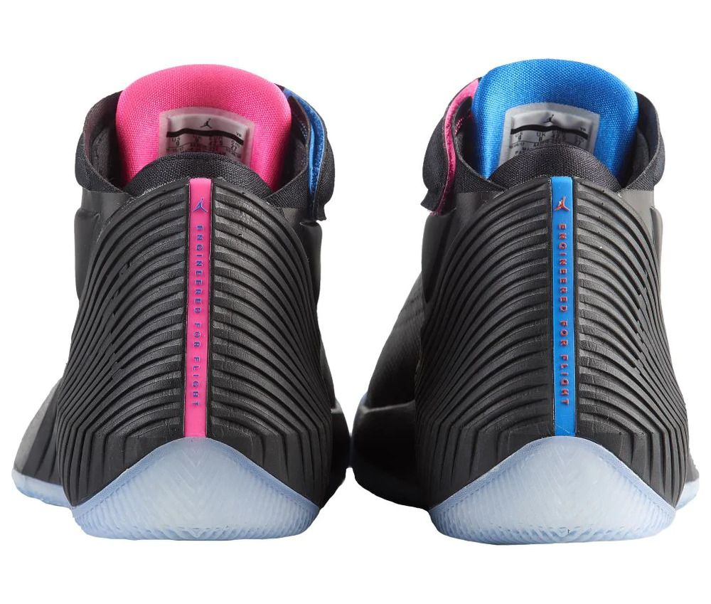 Jordan Russell Westbrook Why Not Zero 1 Black Pink Blue Okc