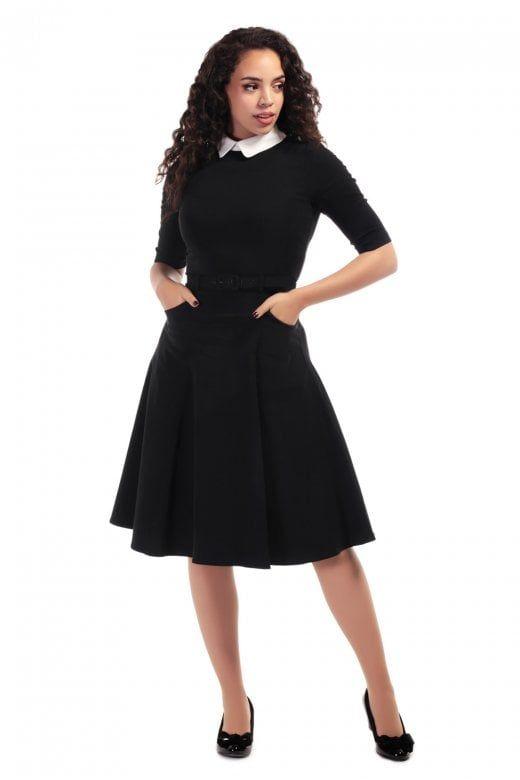 af057dad65b6 Collectif Vintage Winona Swing Dress - Collectif Vintage from Collectif UK