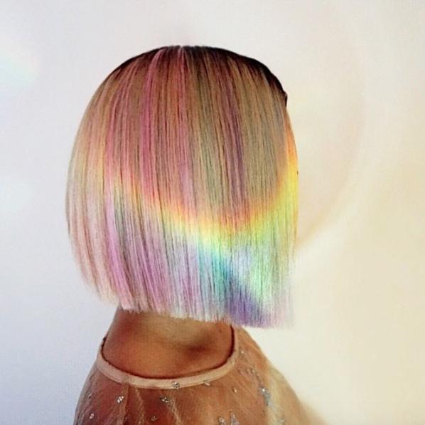 Gay Pride Hair Pastel Hair Color Rainbow Hair Pastel Hair Extensions