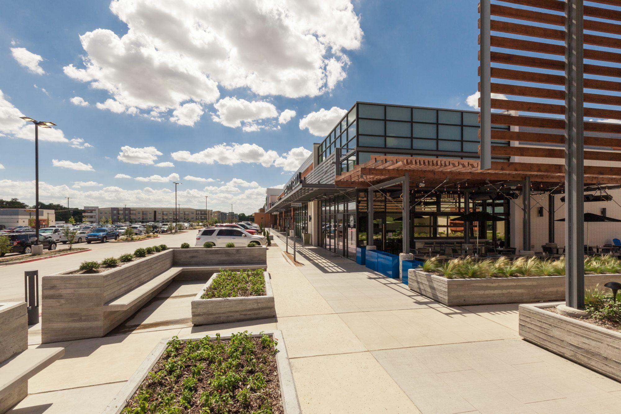 Cityline Market Gff Retail Architecture Modern Architecture Building Marketing