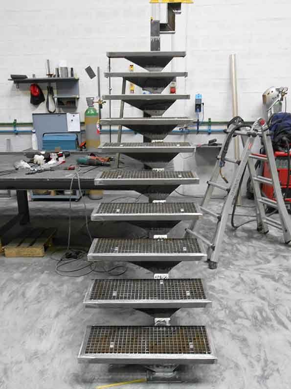 Fabricacion de escaleras en donostia san sebastian for Diseno de interiores san sebastian