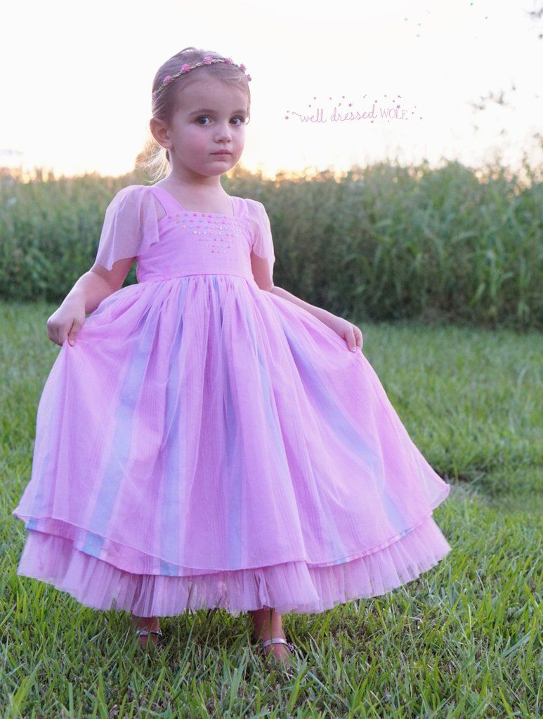 Well Dressed Wolf Pink Rainglow Princess 4t Well Dressed Wolf Purple Dress Casual Dresses [ 1024 x 773 Pixel ]