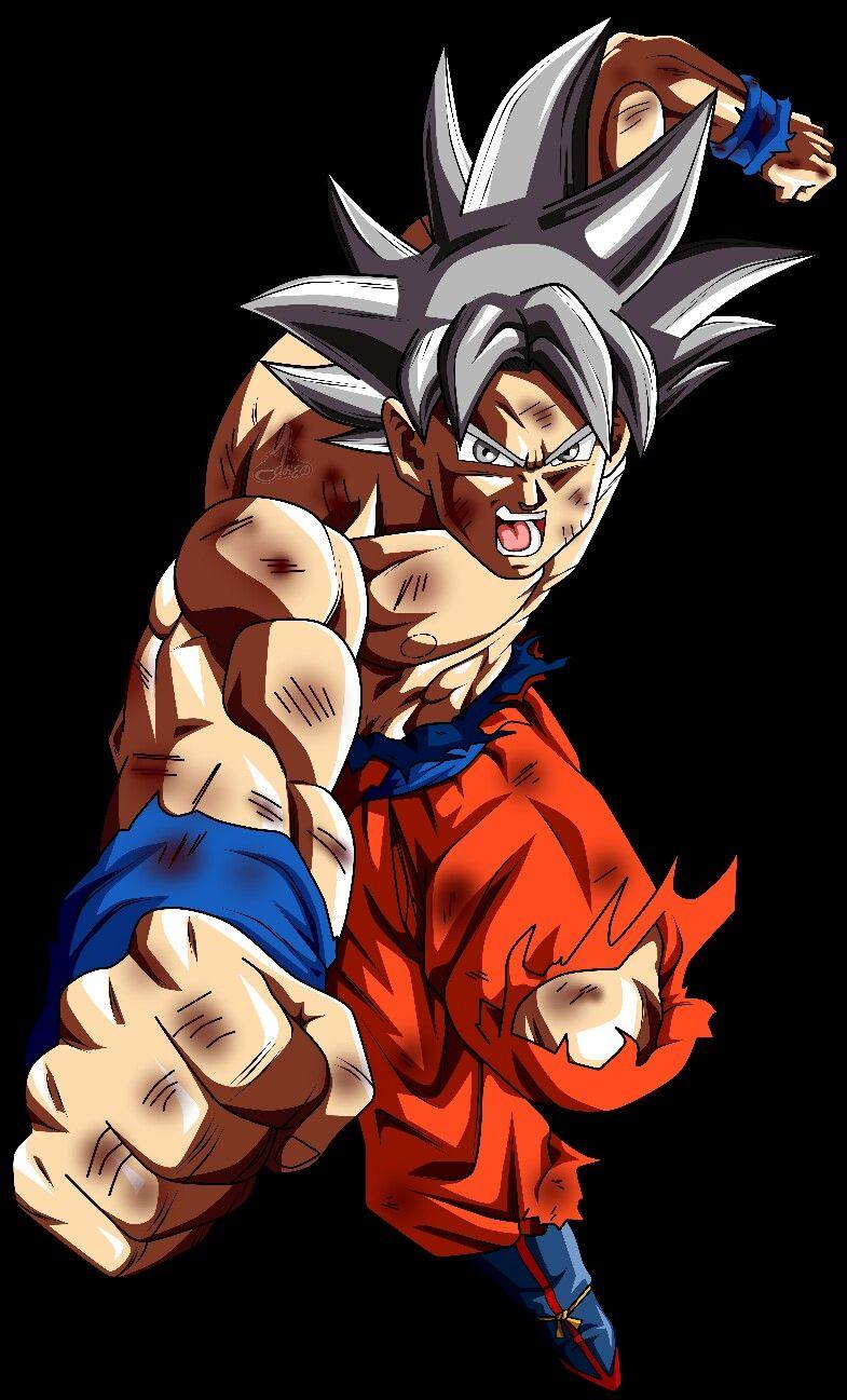 Goku Perfect Ultra Instinct Anime Dragon Ball Super Dragon Ball Super Goku Dragon Ball Artwork