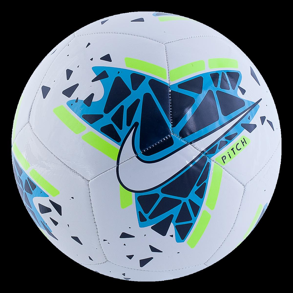 Nike Pitch Soccer Ball White Blue 5 Soccer Ball Nike Soccer Ball Soccer