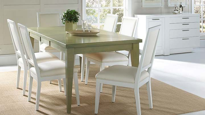 Create Your Own Custom Dining Set With The Canadel U Design Tool
